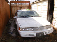 1992 Ford /Mercury Cougar XR7 Coupe (2 door)