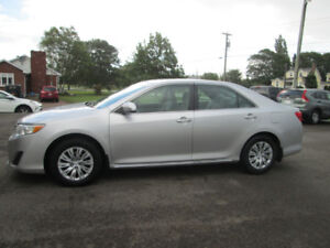 2012 TOYOTA CAMRY LE TRADE WELCOME