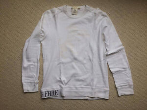 2 Ferre Marc by Marc Jacobs white top sweater Size 50 S