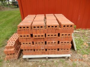New red bricks for sale