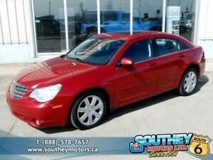 2010 Chrysler Sebring TOURING  -  Power Windows - $96.43 B/W