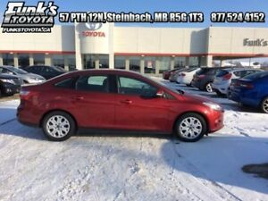 2014 Ford Focus SE  - Low Mileage