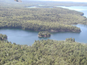 FOR SALE- Island + Cottages + Income Potential near Blind River