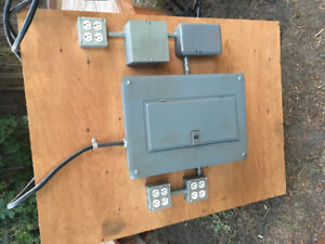 Must go top of the line 200 amp service panel