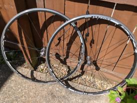 Bike bicycle wheels wheelset Shimano ultegra