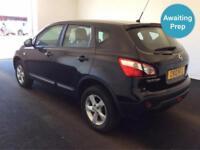 2012 NISSAN QASHQAI 1.6 dCi Visia 5dr [Start Stop] SUV 5 Seats