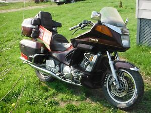 YAMAHA VENTURE ROYAL