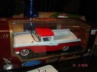 Ford Ranchero 1957 diecast 1/18 die cast parfait