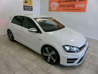 2014 Volkswagen Golf 2.0 TSI ( 300ps ) 4X4 R ***BUY FOR ONLY £110 PER WEEK***