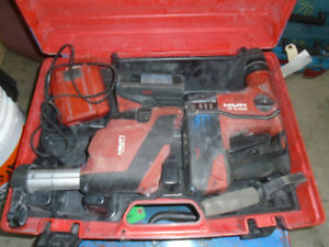 Perceuse rotative HILTI TE 6-A36 DRS en excellente condition