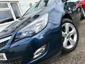 Vauxhall Astra SRi 5dr PETROL MANUAL 2012/12