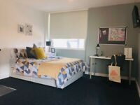 STUDENT ROOM TO RENT IN COVENTRY SMALL STUDIO WITH DOUBLE BED, PRIVATE BATHROOM, KITCHEN, ROOM