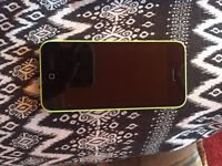 iPhone green 5c