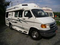 Leisure Travel van , class B 19 foot Dodge 114,055 KM only