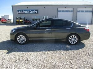 2013 Honda Accord EX-L Lthr Roof Sedan