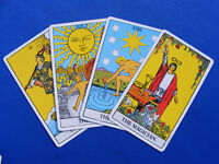 Offering free Tarot reading