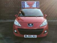 Peugeot 207 1.4 2009 manual. 3 door. Very clean condition. Cheap car. No issues