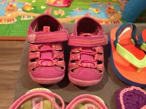 Baby girl shoes London Ontario image 2