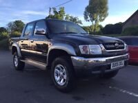 Toyota Hilux 2.4td invincible - Export