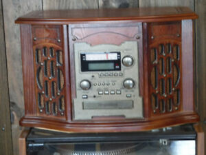 Reproduction radio ancienne