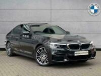 2019 BMW 5 Series 530e M Sport iPerformance Saloon Saloon Hybrid – Petrol/Electr