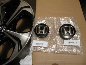 2014-2015 civic si 18inch oem rims in box West Island Greater Montréal image 6