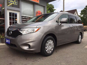 2011 Nissan Quest Minivan Rear Camera/DVD