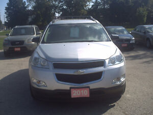 2010 Chevrolet Traverse LS SUV, Crossover Stratford Kitchener Area image 9
