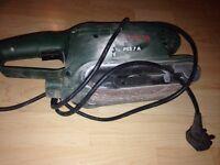 Bosch pbs7a belt sander 600w