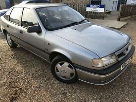 1995 'N' Vauxhall Cavalier 1.8. Petrol. Manual. Cheap. Future Classic. Px. Swap.