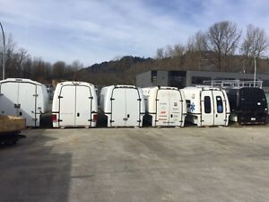 Used Spacekaps - Lots in stock - Walk in Units