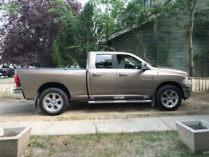 2009 Dodge 4x4 Power Ram 1500 Laramie Pickup Truck