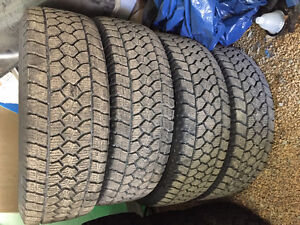 TOYO OPEN COUNTRY WLT1 10PLY