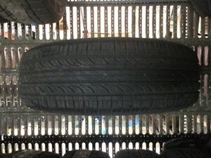 4 pneus d'été usagé Hankook Optimo H426 195/65R15 (147)