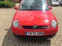 Volkswagen Lupo 1.4 Gti in very good condition new timing belt 1 year MOT