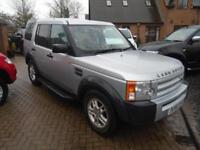 2006 56 Reg Land Rover Discovery 3 2.7TD V6 Manual ( 7st )