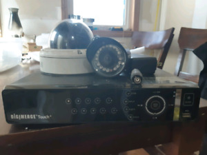 Security Camera and Recorder $150