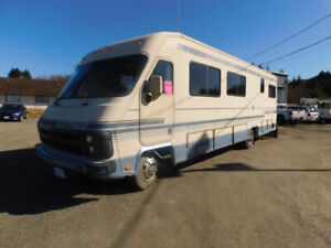 1987  SOUTHWIND MOTOR HOME