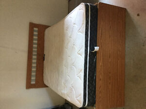 Double Storage Bed For SALE!