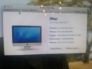 IMac  Model: A1311