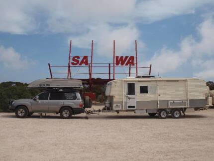 Ultimate Grey Noamd Package 4wd, Boat & Loader, Caravan North Shields Lower Eyre Peninsula Preview