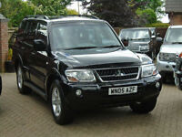 2005 Mitsubishi Shogun 3.2DI-D Auto Warrior 7 Seats
