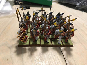 Warhammer Empire/Free People lots divers