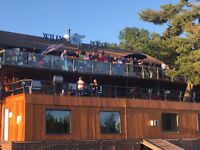 Experienced Servers Needed Immediately - On Lake of the Woods