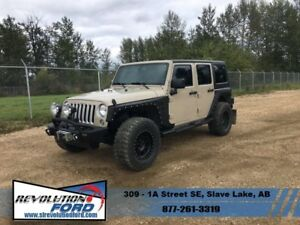 2016 Jeep Wrangler Unlimited Sahara  - Low Mileage