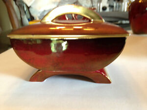 Carlton Ware Vintage Rouge Royale made in England Red & Gold Dec Gatineau Ottawa / Gatineau Area image 3