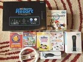 Nintendo Wii MARIO bundle