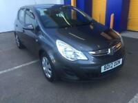 2012 Vauxhall Corsa 1.2i 16v ( a/c ) Automatic Exclusive 5 Door 40k