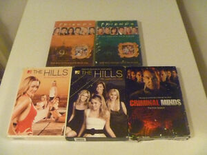 TV Series On DVD $2 Each Or All 5 For $8