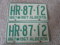 Looking for Alberta collector car plates from 1958 to 1973?